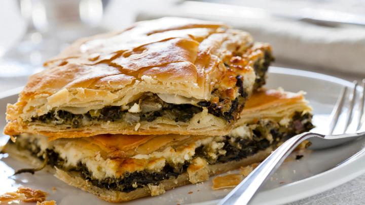 Ligurian Kale Pie
