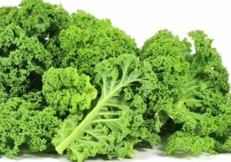 types of Kale: Curly Kale