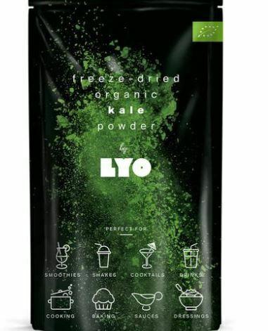 Kale powder: Organic kale powder